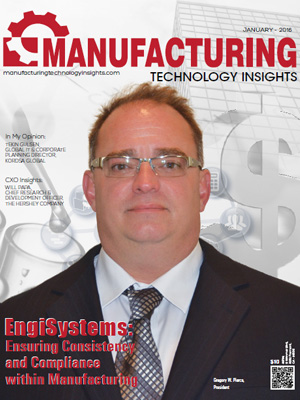 EngiSystems: Ensuring Consistency and Compliance within Manufacturing
